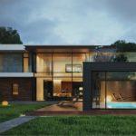 Дома и коттеджи по готовым и индивидуальным проектам